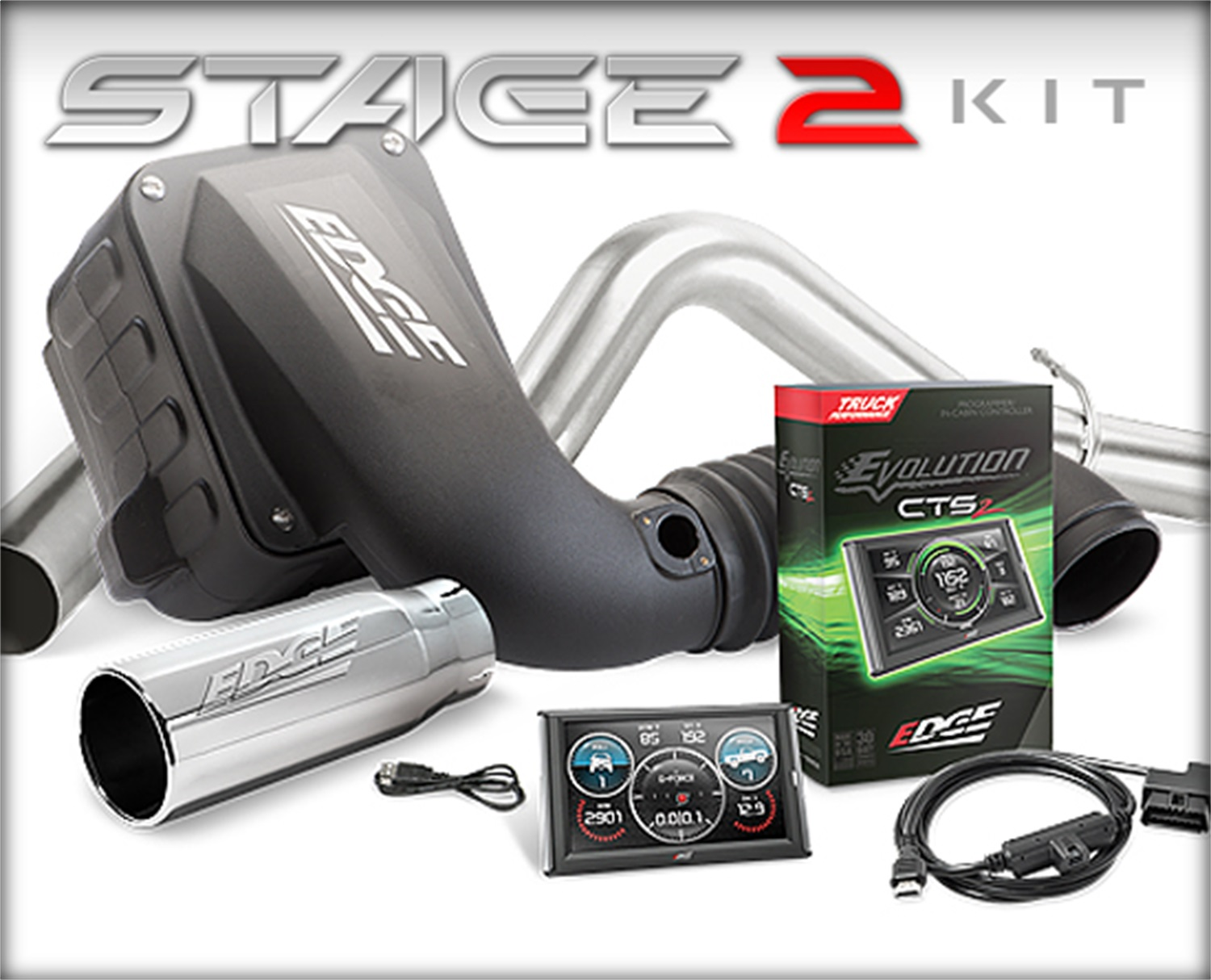 Edge Products 39120 Stage 2 Performance Kit
