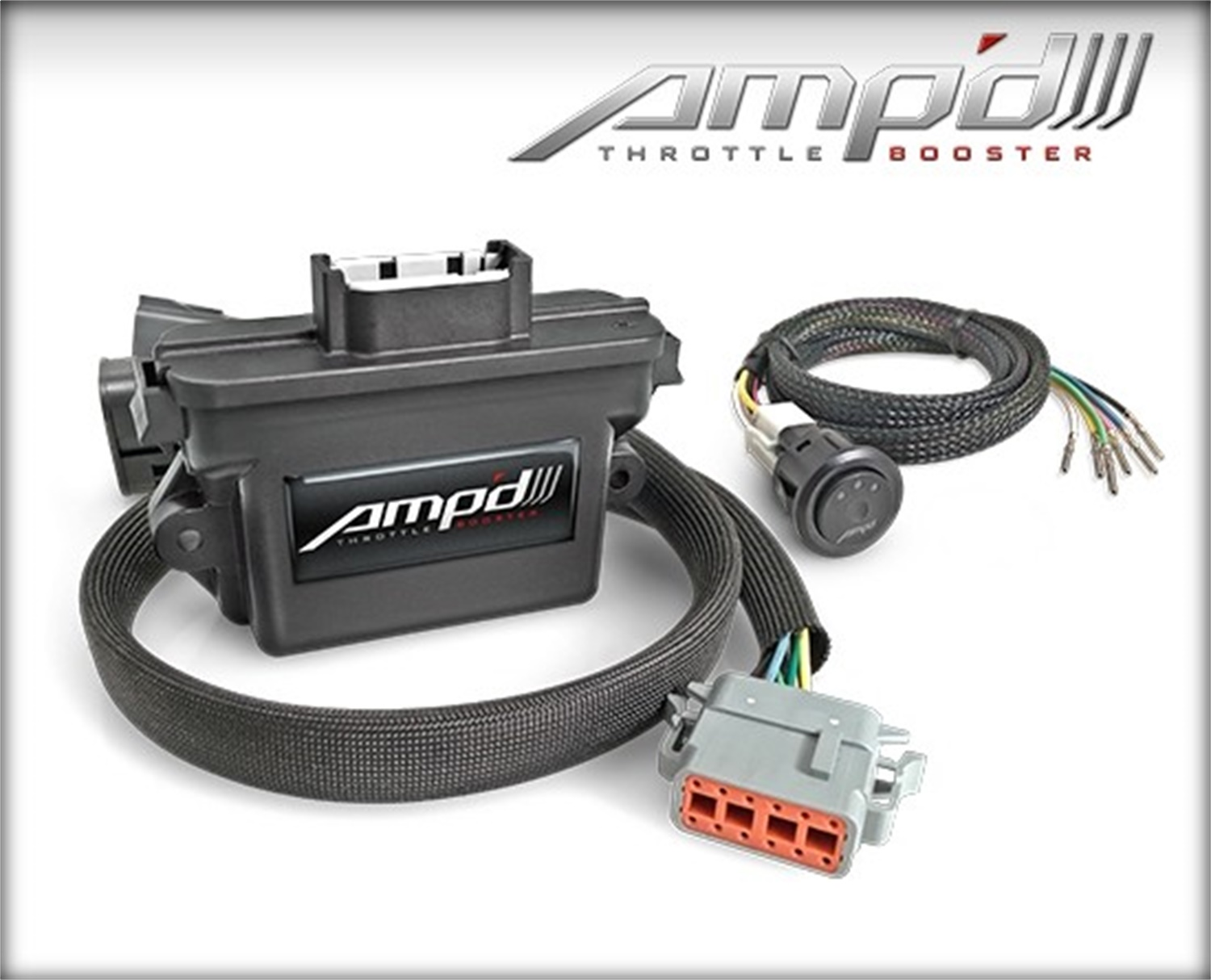 Edge Products 58860 AMPd Throttle Booster