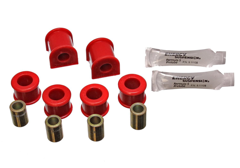 Energy Suspension 11.5103R Sway Bar Bushing Set Fits 90-92 Miata
