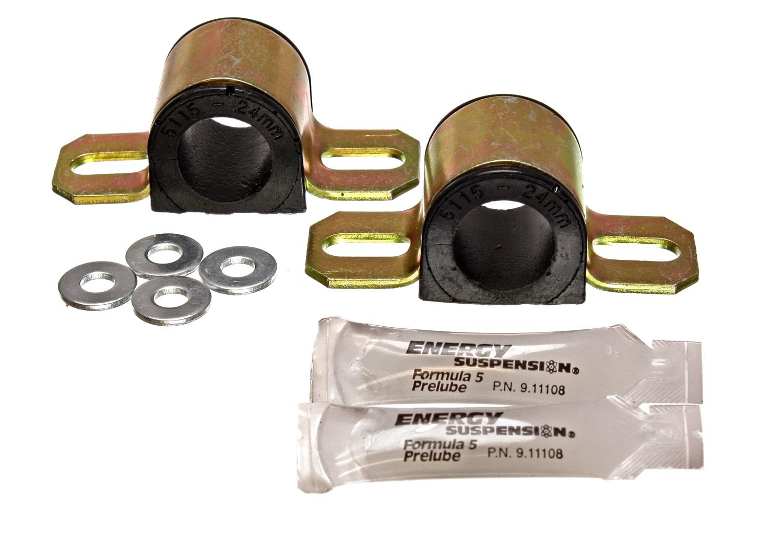 Energy Suspension 11.5104G Sway Bar Bushing Set Fits 86-91 RX-7