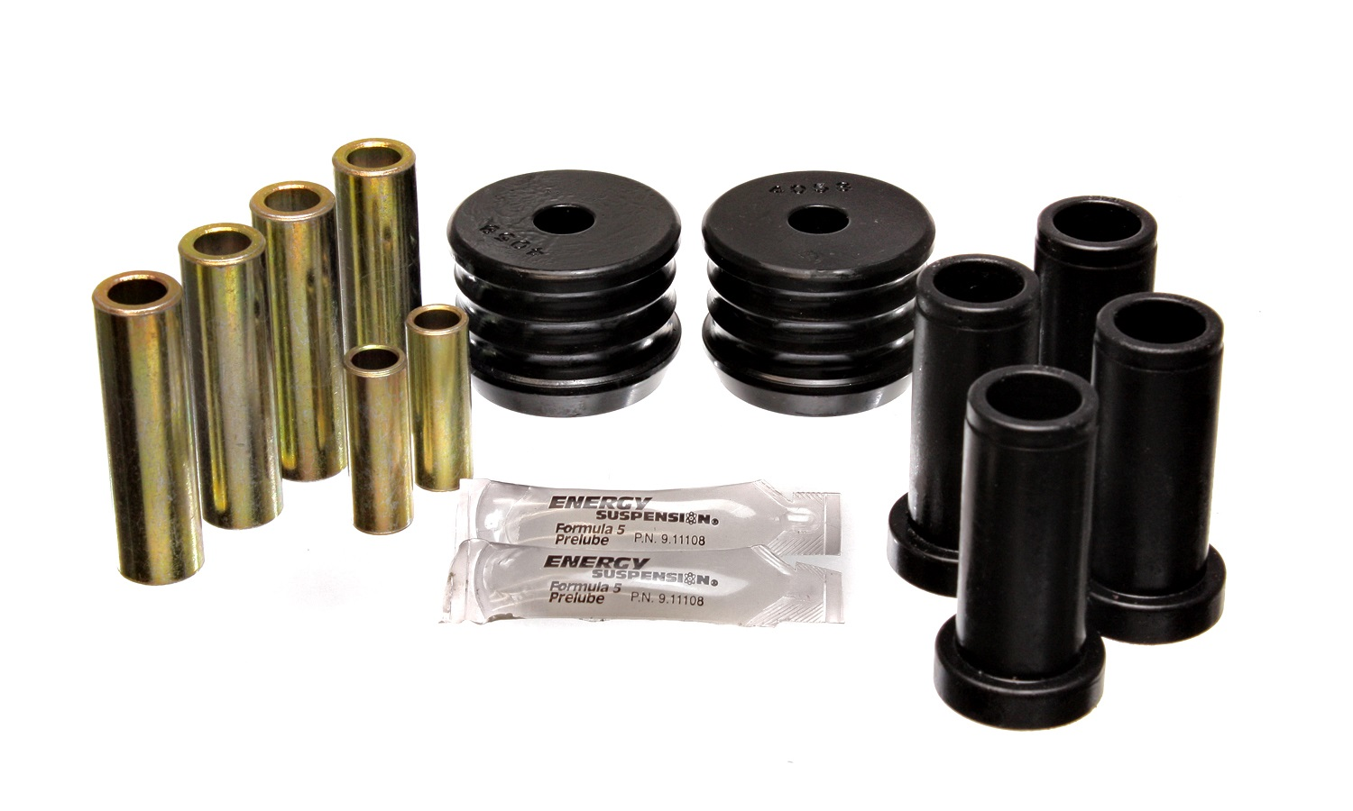 Energy Suspension 12.3102G Control Arm Bushing Set Fits 2002 2002ti 2002tii