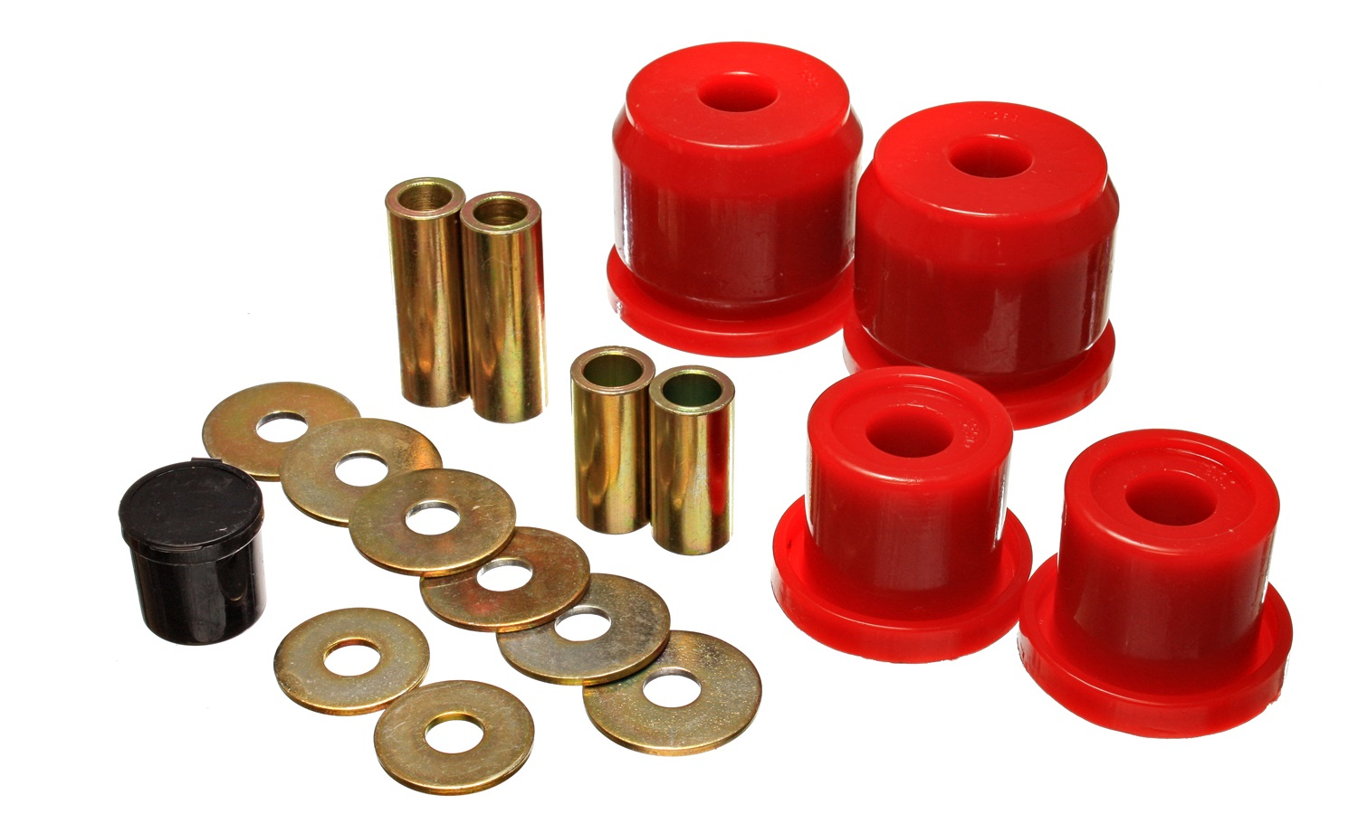 Energy Suspension 16.1112R Differential Mount Bushing Set Fits 00-09 S2000