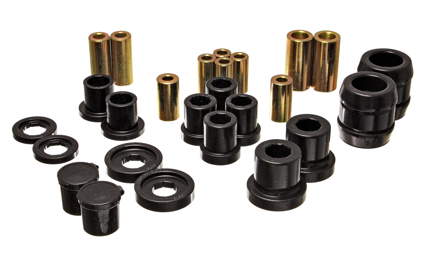 Energy Suspension 16.3120G Control Arm Bushing Set Fits 00-09 S2000