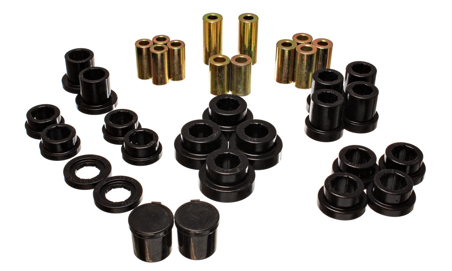 Energy Suspension 16.3121G Control Arm Bushing Set Fits 00-09 S2000