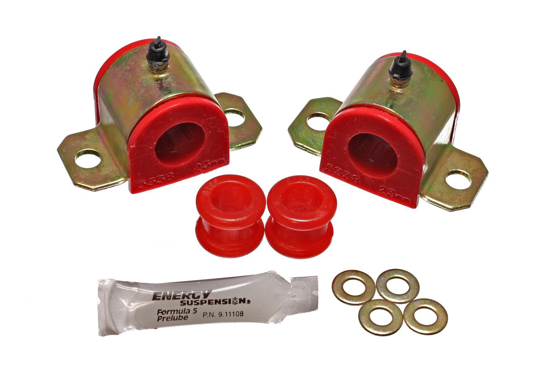 Energy Suspension 5.5160R Sway Bar Bushing Set Fits 02-05 Ram 1500