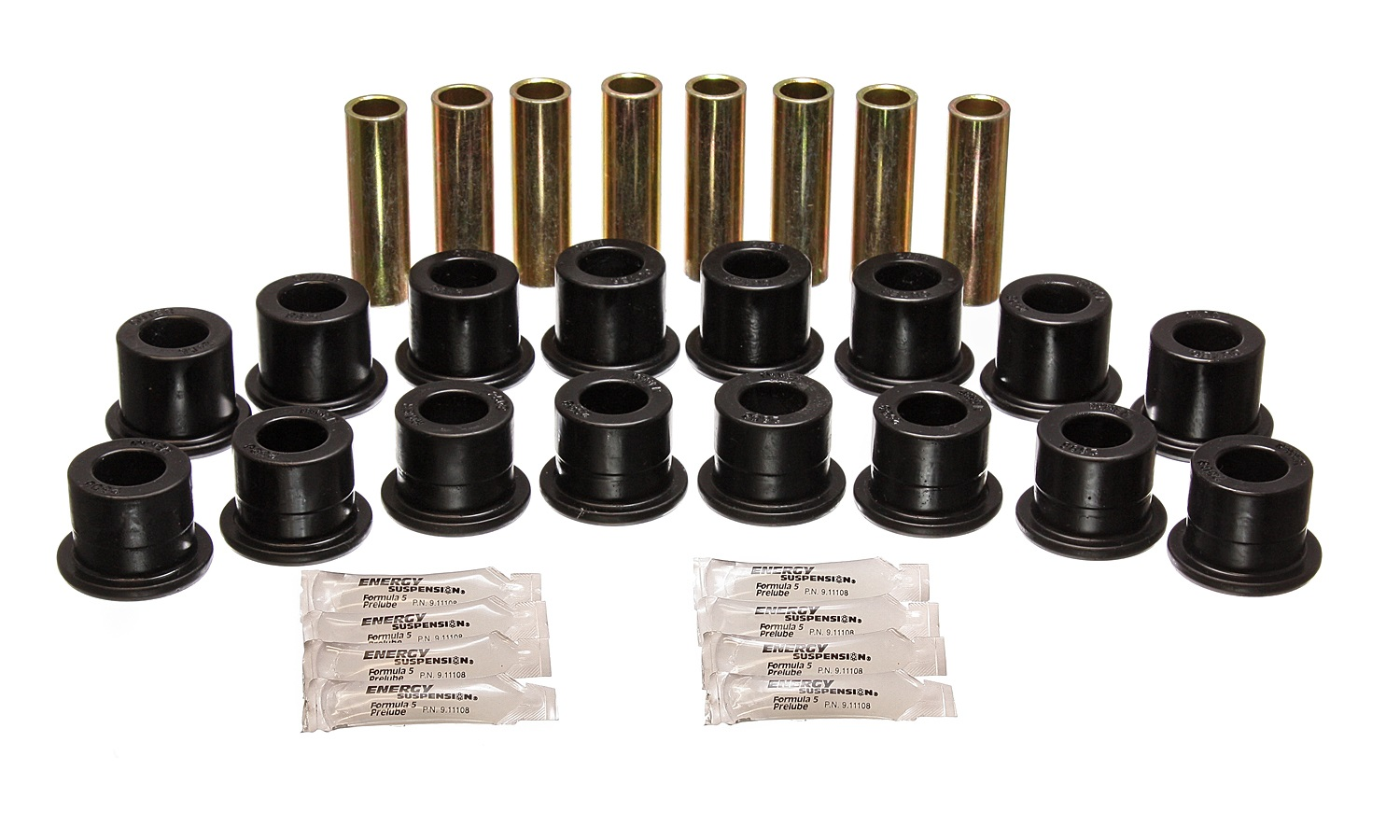 Energy Suspension 3.3189G Control Arm Bushing Set Fits 94-06 H1 Hummer