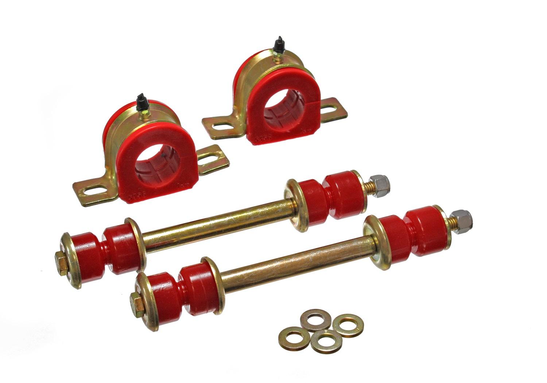 Details about Energy Suspension 3 5213R Sway Bar Bushing Set
