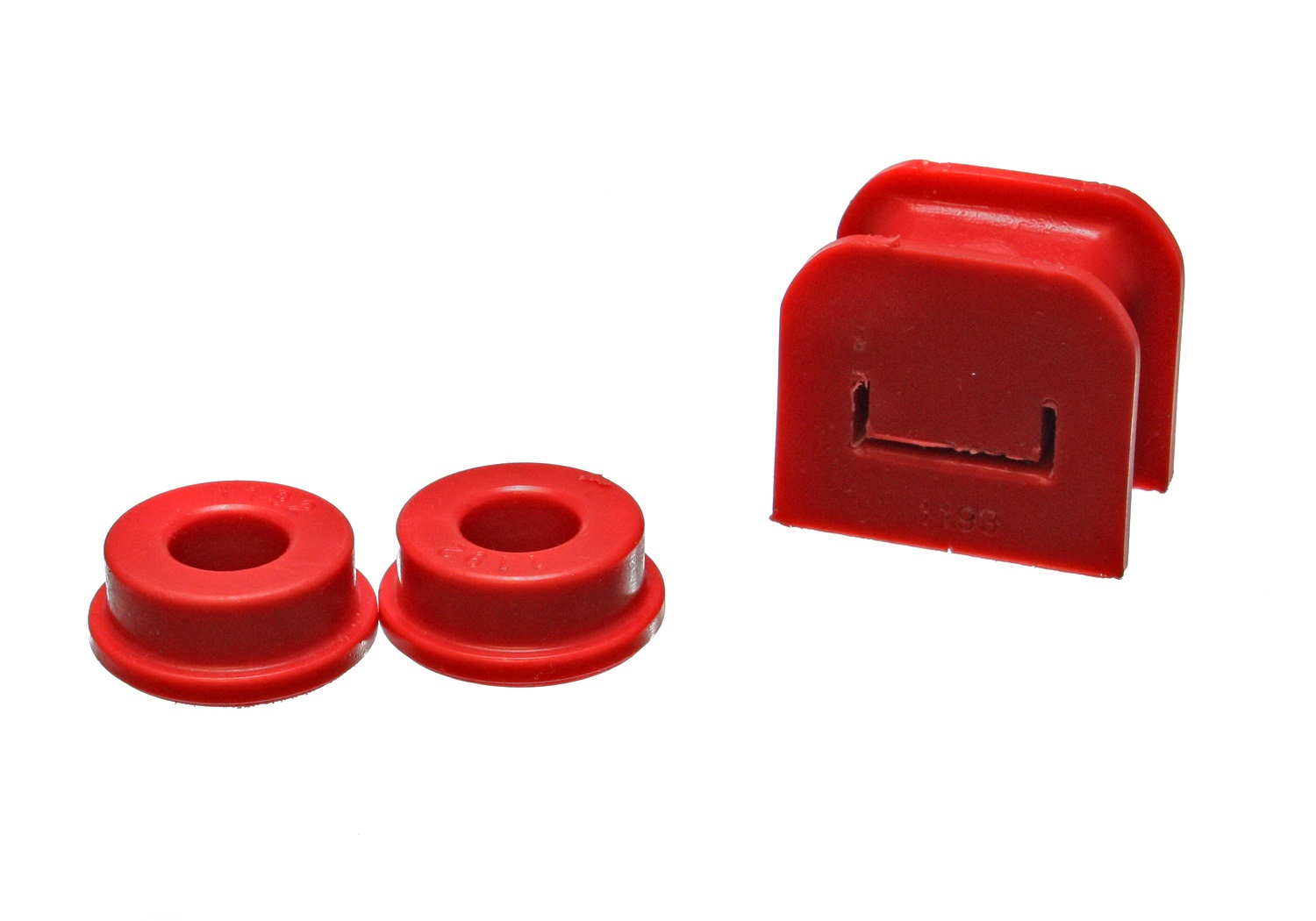 Energy Suspension 4.1131R Shifter Bushing Set Fits 05-10 Mustang