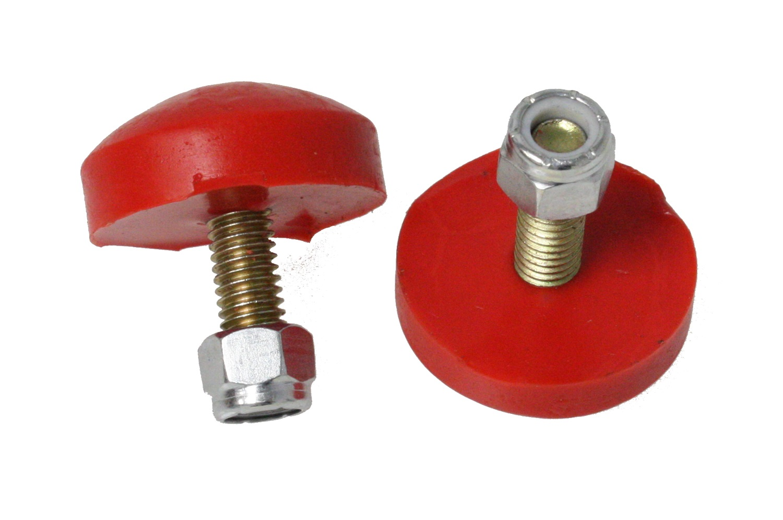 Energy Suspension 9.9103R Universal Bump Stop Polyurethane Red