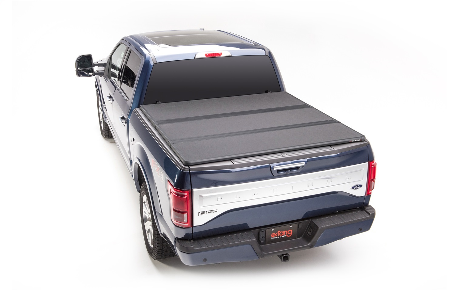 Extang 83480 Solid Fold 2.0 Tonneau Cover Fits 15-20 F-150