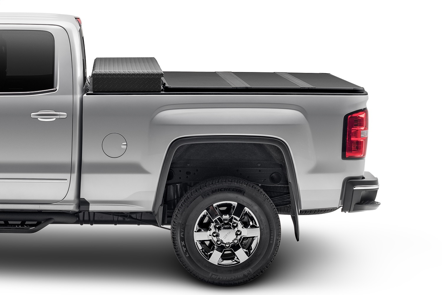 Extang 84480 Solid Fold 2.0 Tool Box Tonneau Cover Fits 15-19 F-150