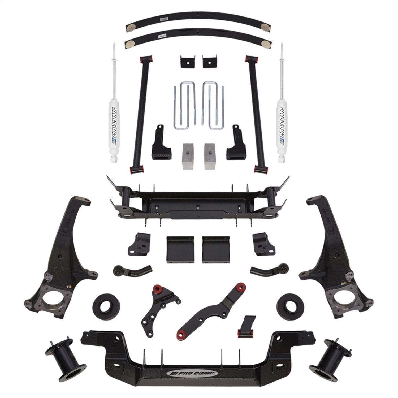 Pro Comp Suspension K5069B Stage I Lift Kit Fits 07-19 Tundra