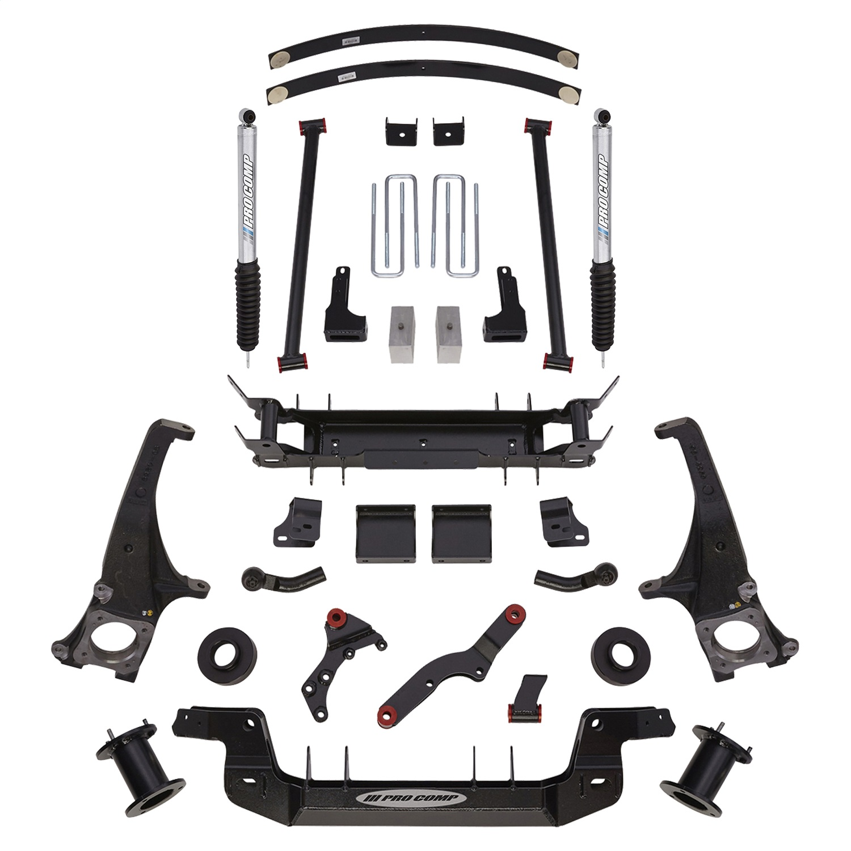 Pro Comp Suspension K5069BP Stage I Lift Kit Fits 07-19 Tundra