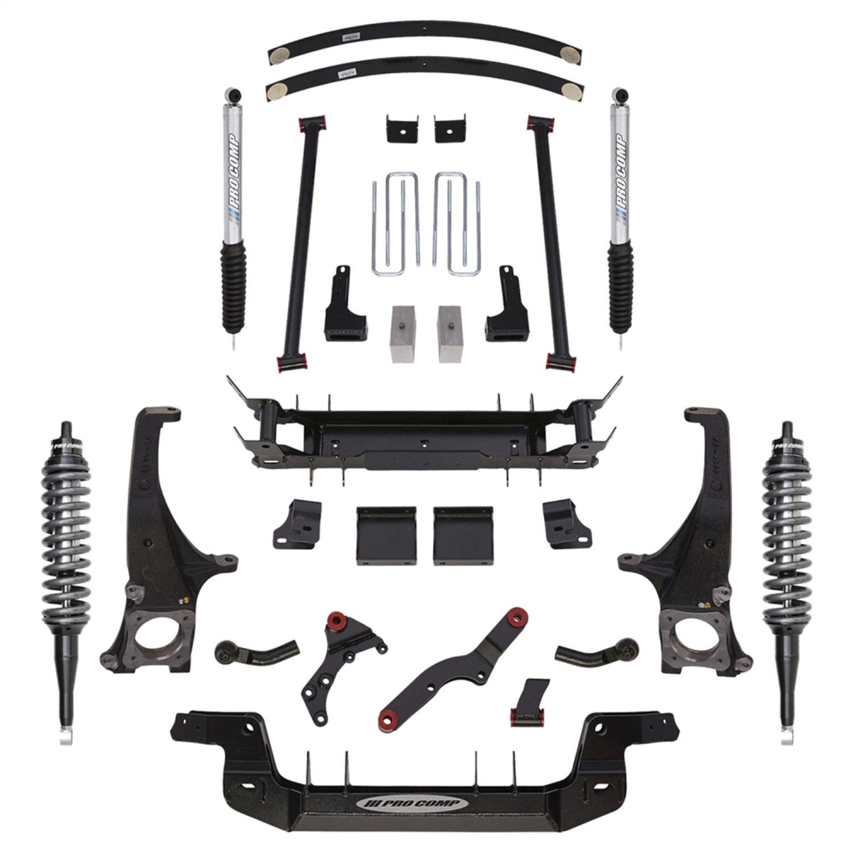 Pro Comp Suspension K5069BPX Stage I Lift Kit Fits 07-19 Tundra