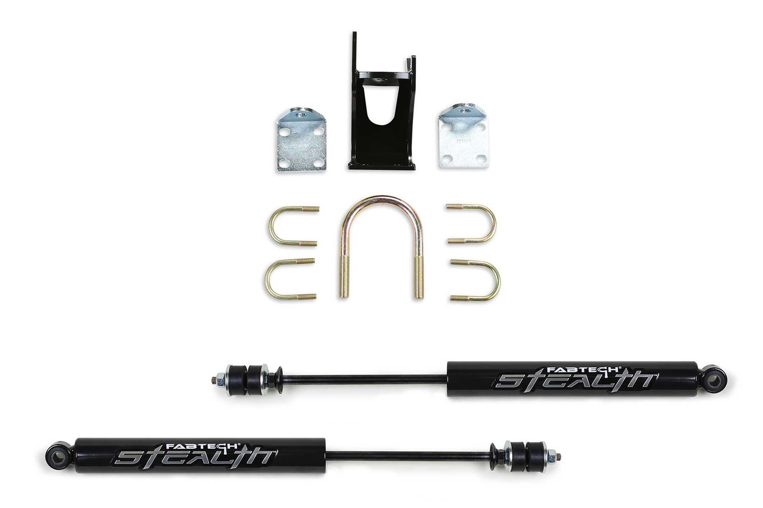 Fabtech FTS8046 Stealth Steering Stabilizer