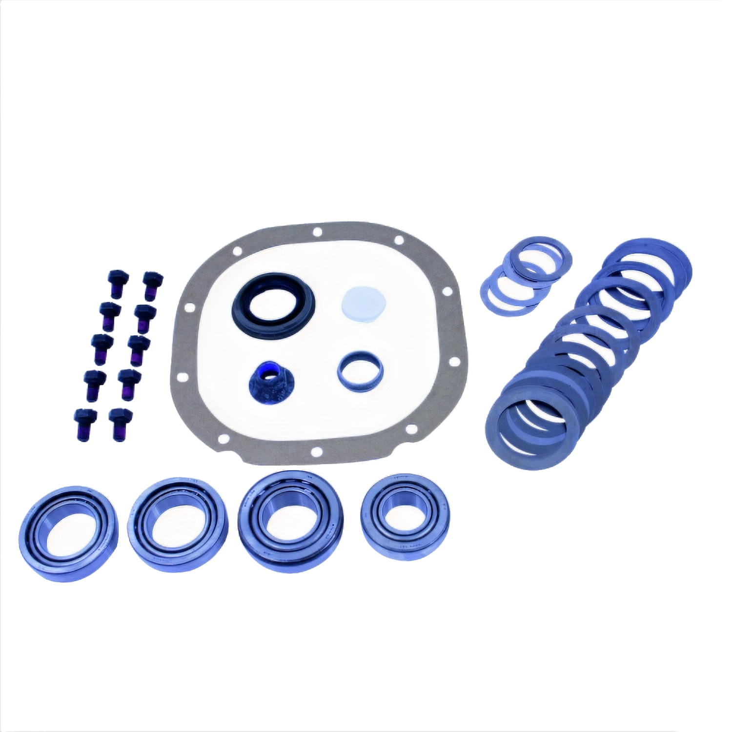 Image is loading ford performance parts m 4210 b2 ring and