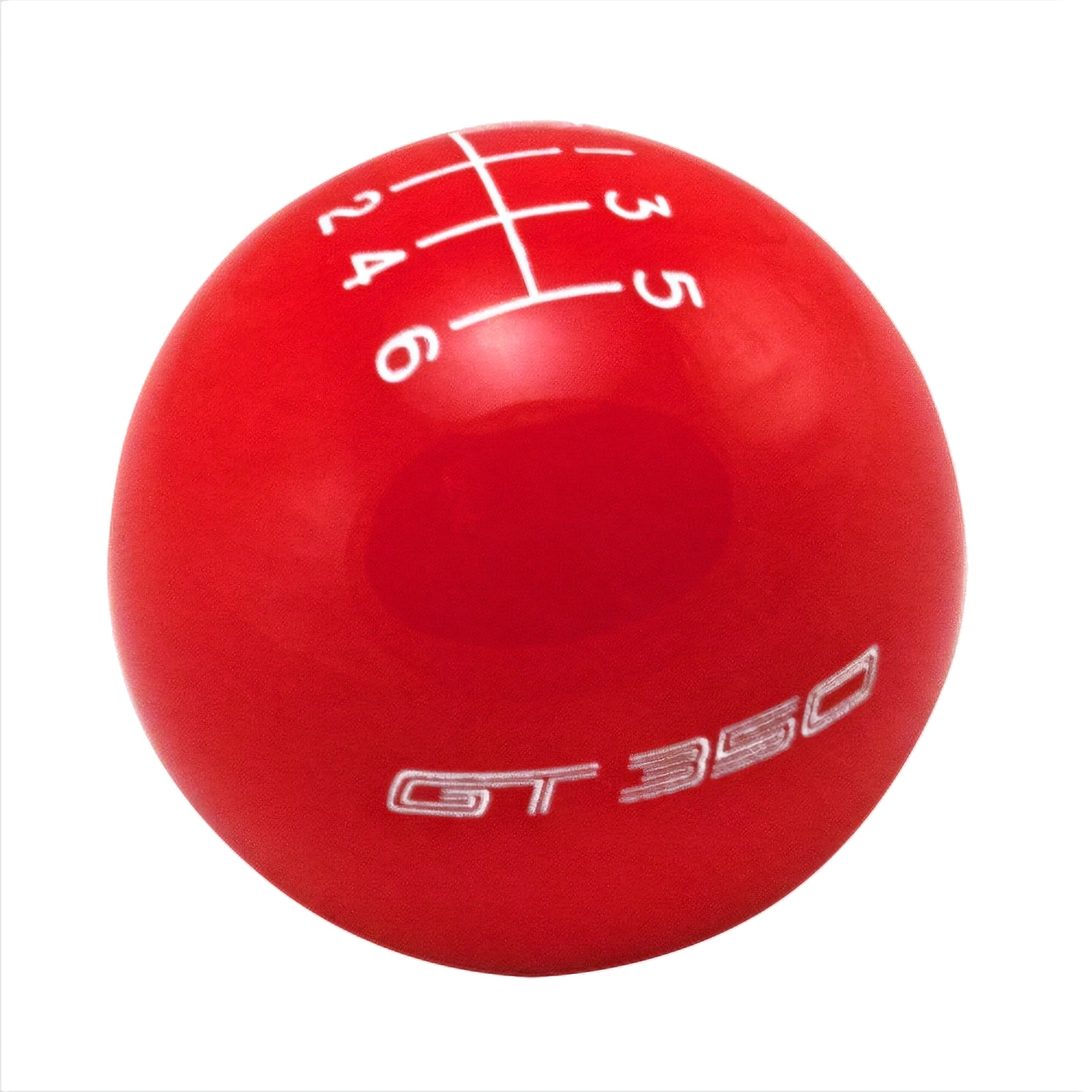 Ford Racing M-7213-M8SR Shifter Knob Fits 16-17 Mustang