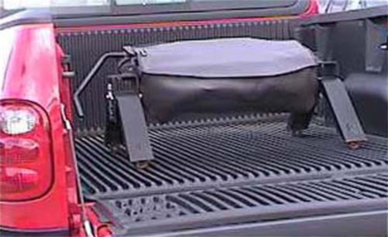 Fifth Wheel Trailer Hitch Cover, Fits Most 35 in. Hitches