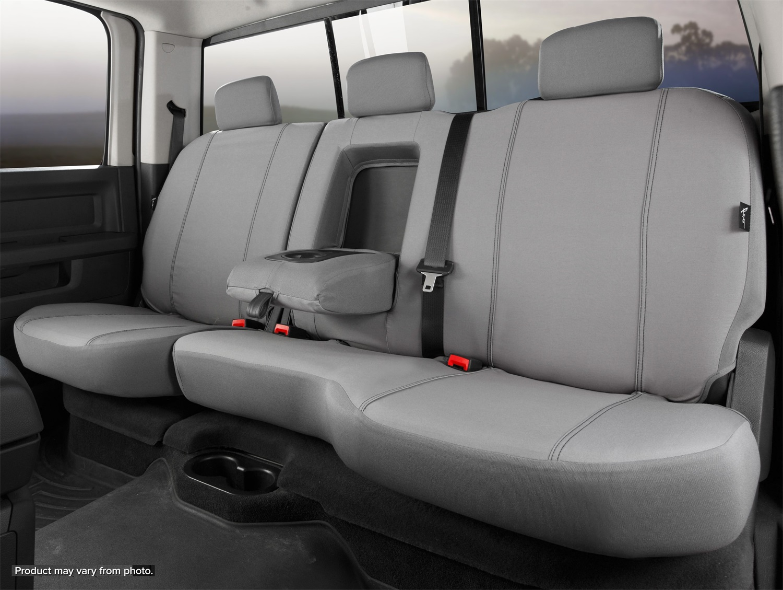 Fia SP82-70 GRAY Seat Protector Custom Seat Cover Fits 18-20 Equinox Terrain
