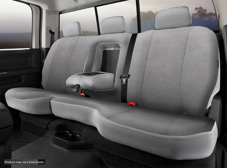 Fia TRS42-70 GRAY Wrangler Solid Seat Cover Fits 18-20 Equinox Terrain