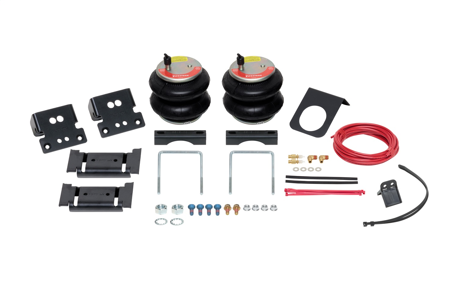 Firestone Ride-Rite 2710 RED Label Ride Rite Extreme Duty Air Spring Kit