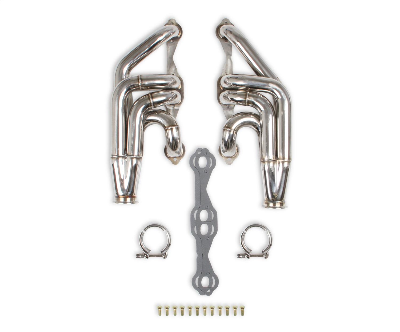 Flowtech 11573FLT SBC Turbo Headers