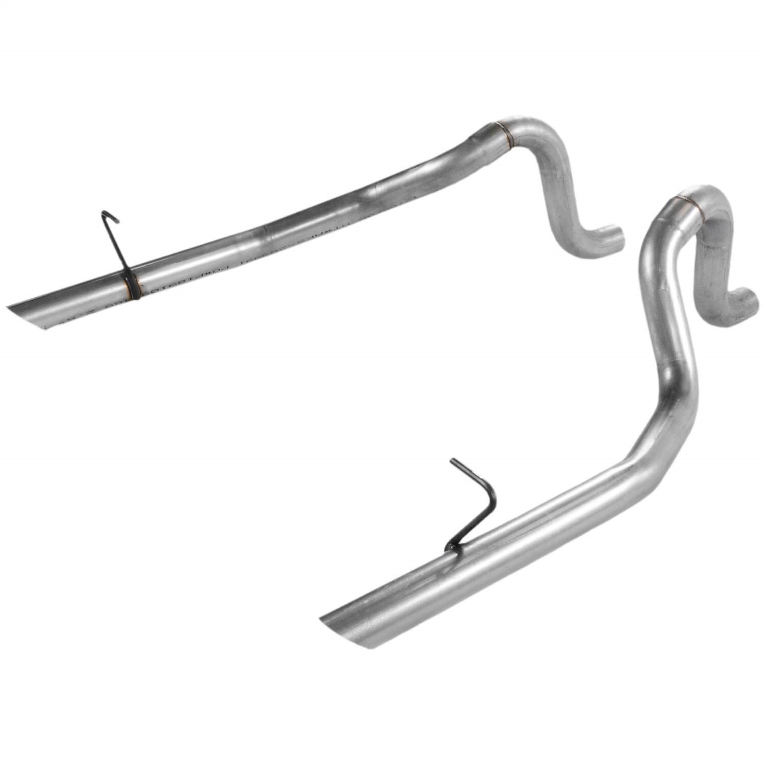 Flowmaster 15804 Tailpipe Set Fits 86-93 Mustang