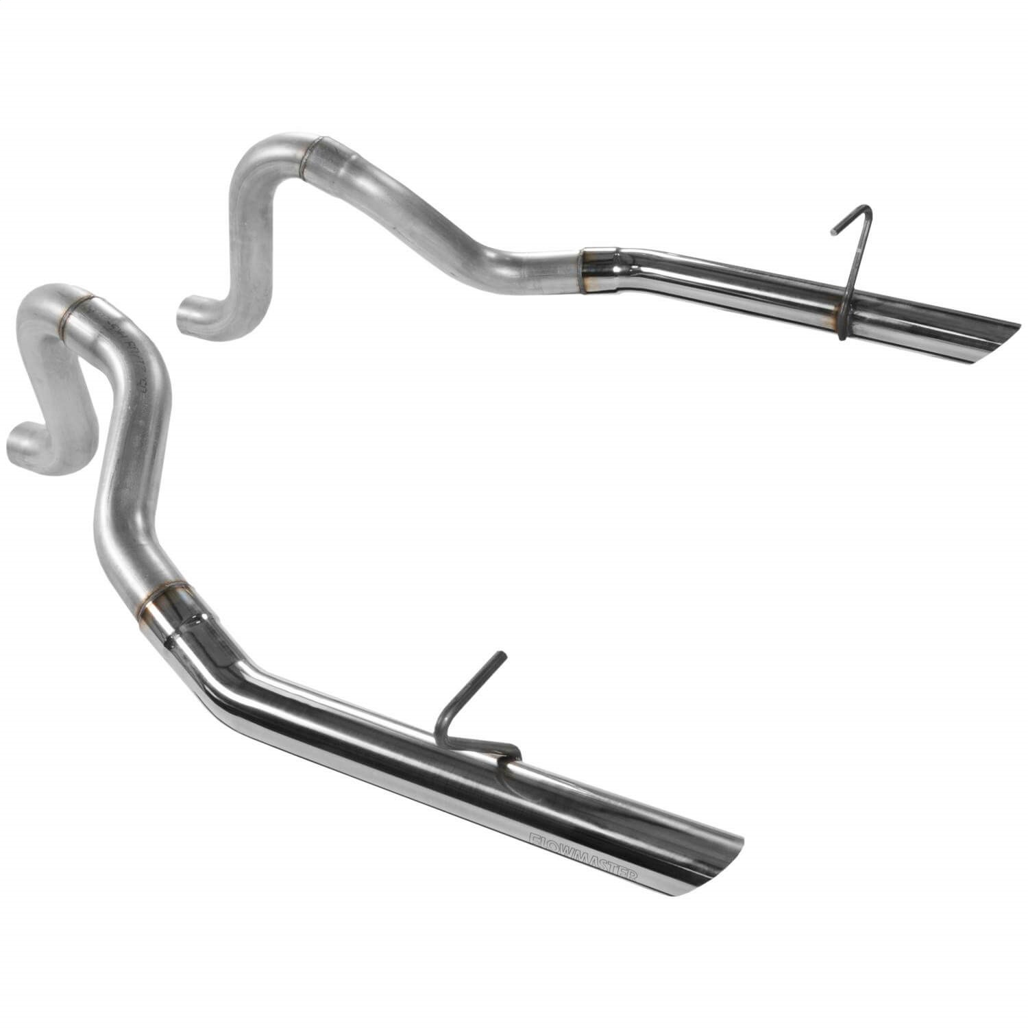 Flowmaster 15814 Tailpipe Set Fits 86-93 Mustang