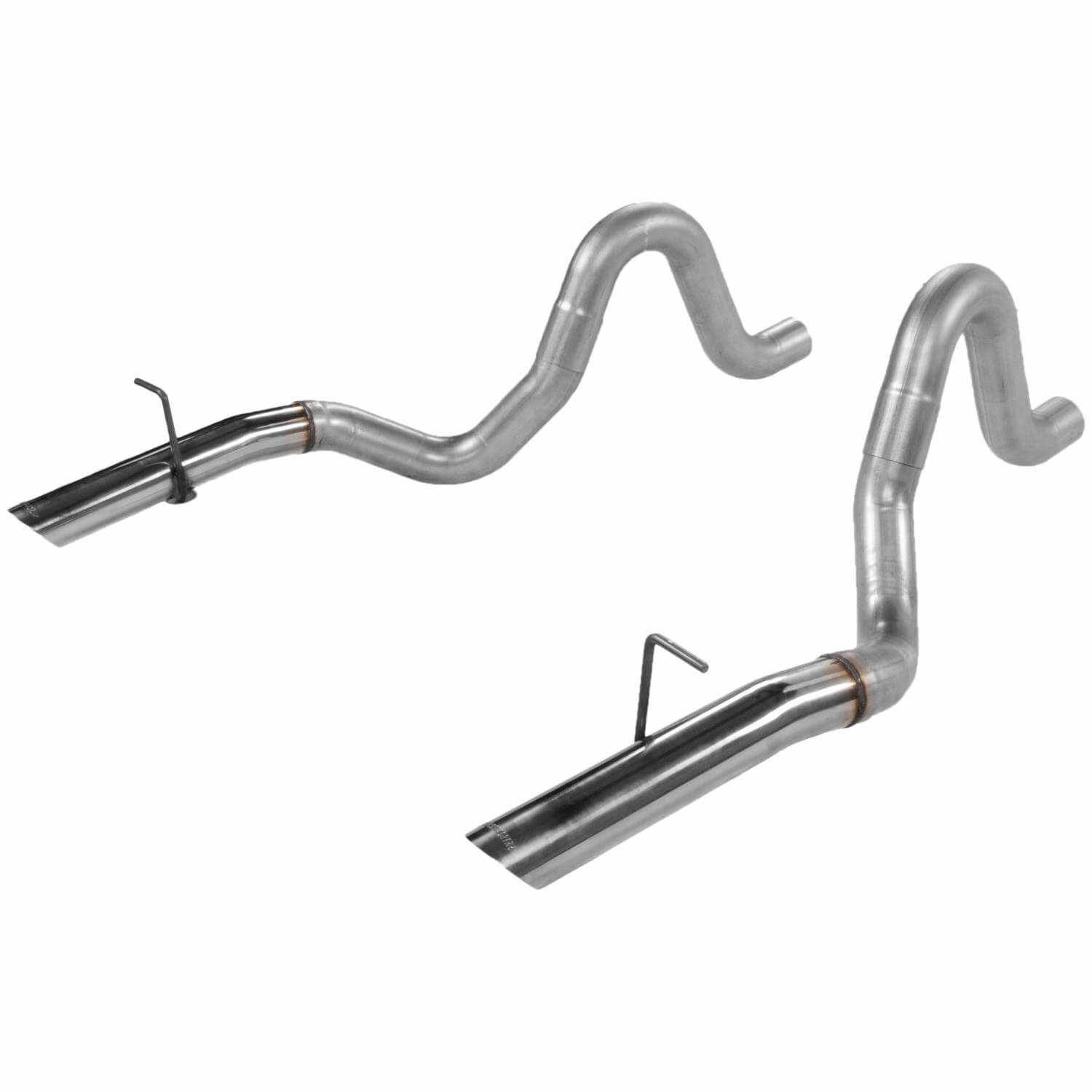 Flowmaster 15820 Tailpipe Set Fits 86-93 Mustang