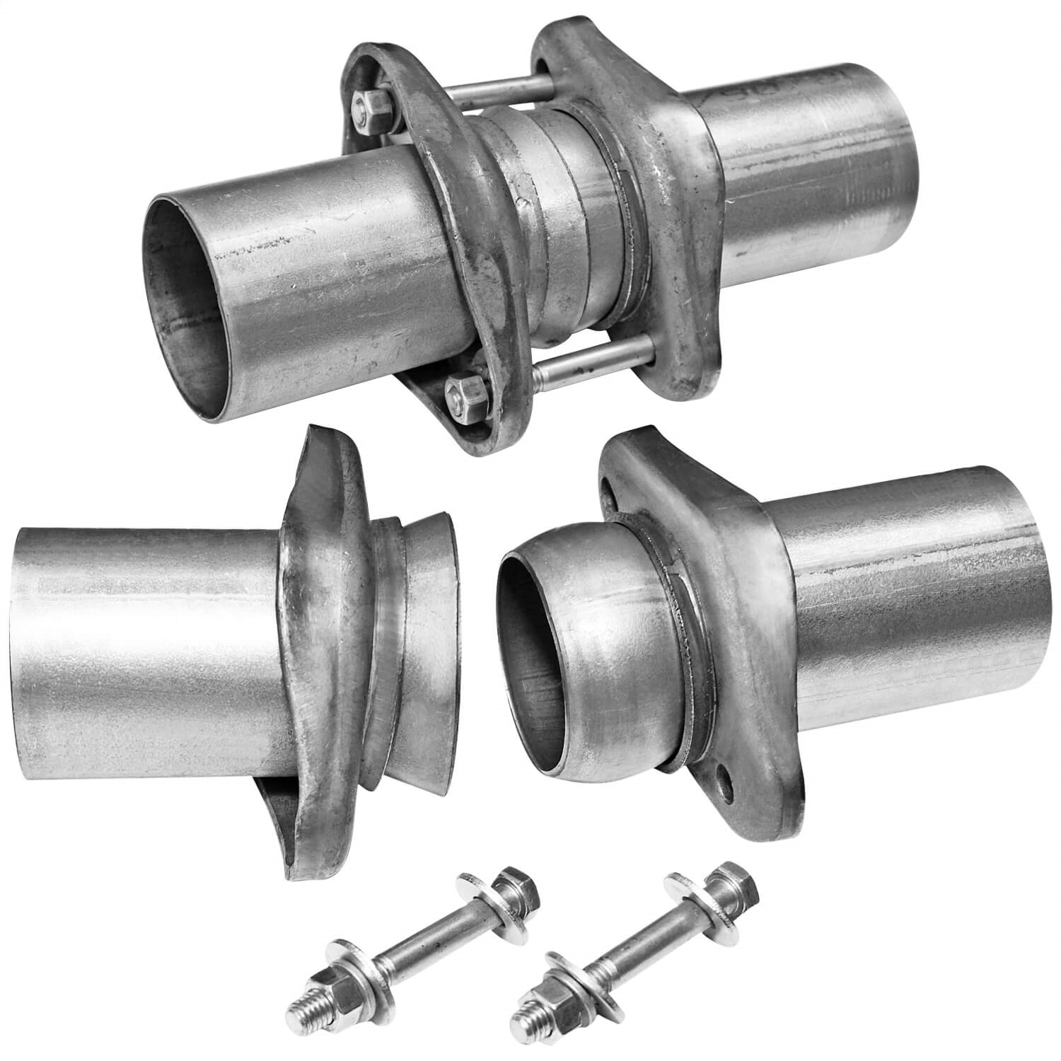 Flowmaster 15925 Header Collector Ball Flange Kit