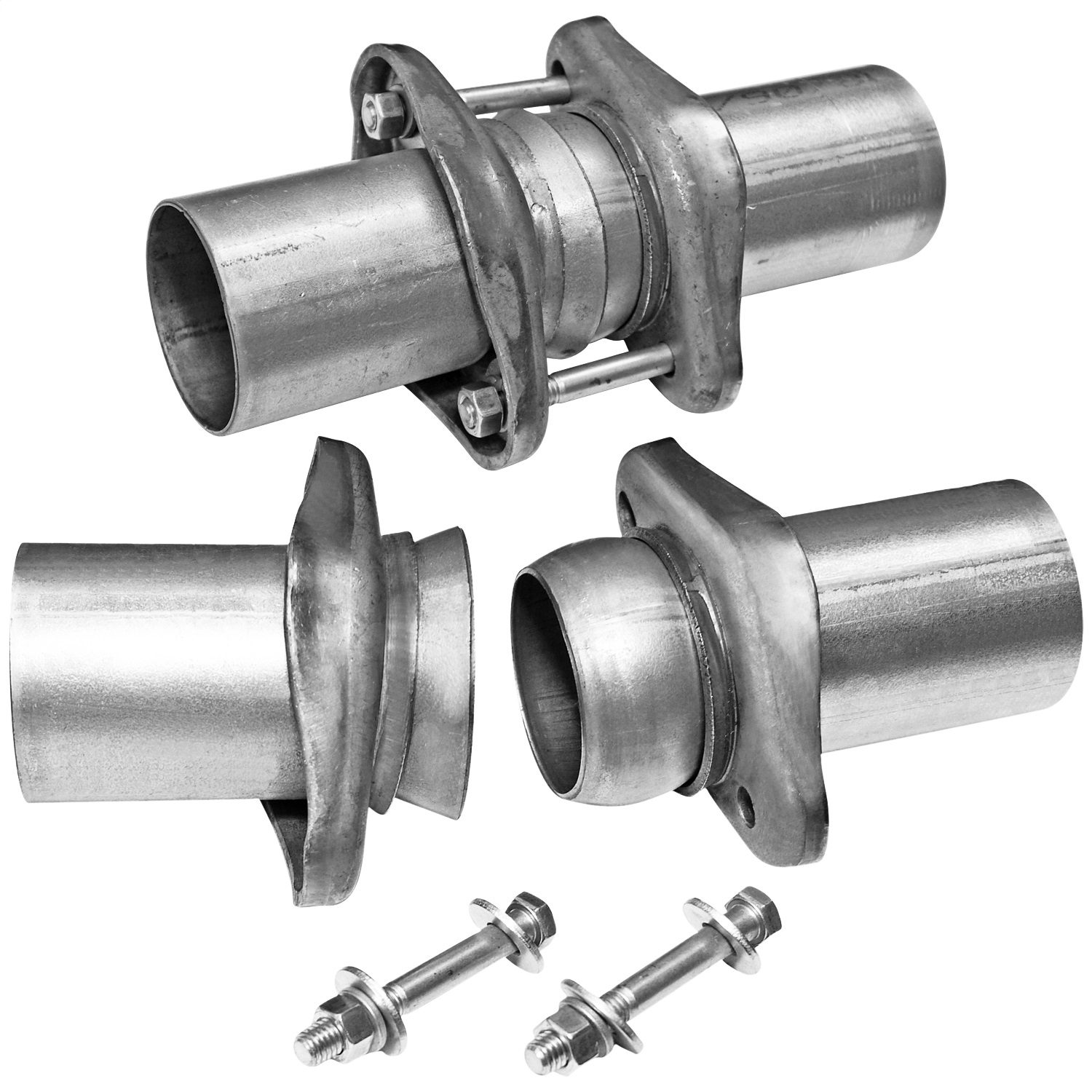 Flowmaster 15930 Header Collector Ball Flange Kit