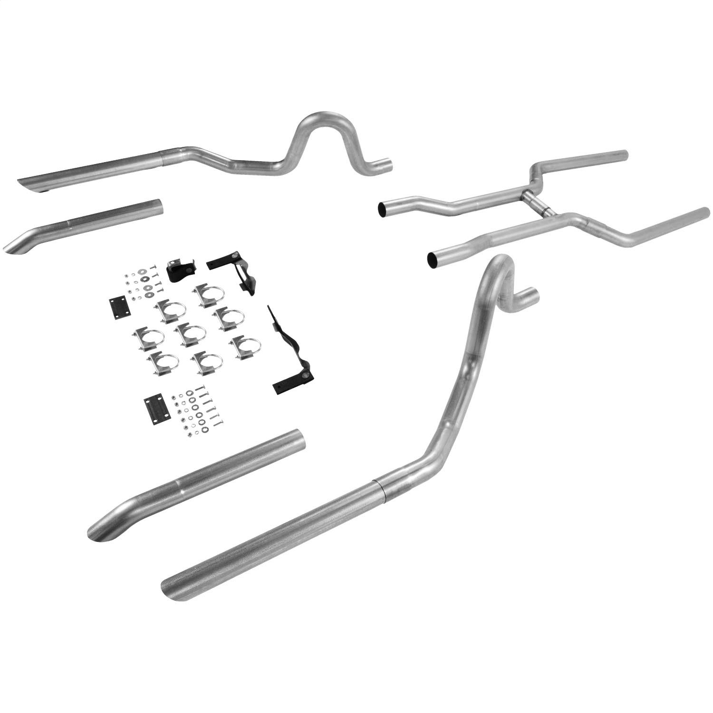 Flowmaster 17107 Header-Back Pipe Kit
