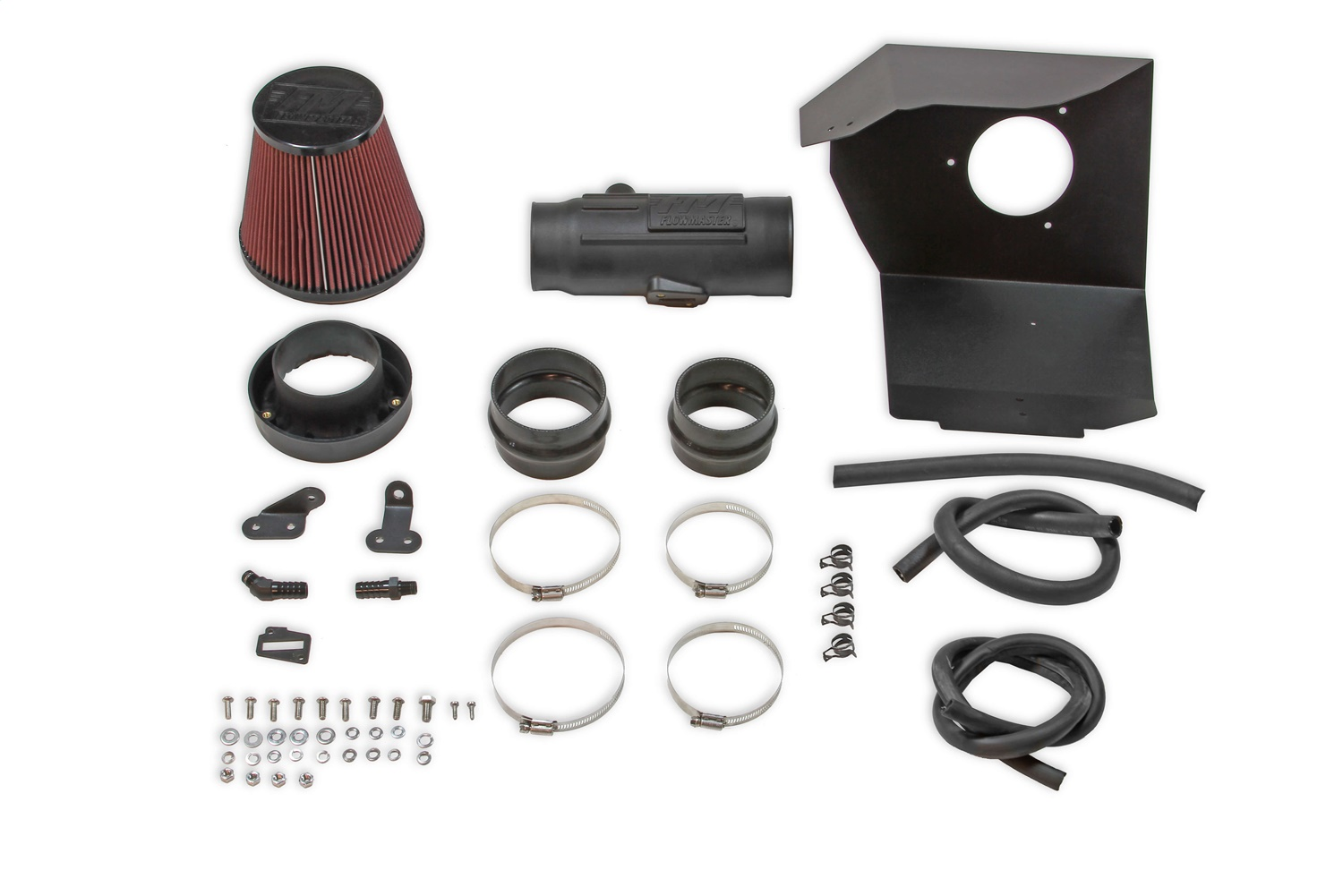 Flowmaster 615198 Delta Force Cold Air Intake Kit Fits 17-19 Titan