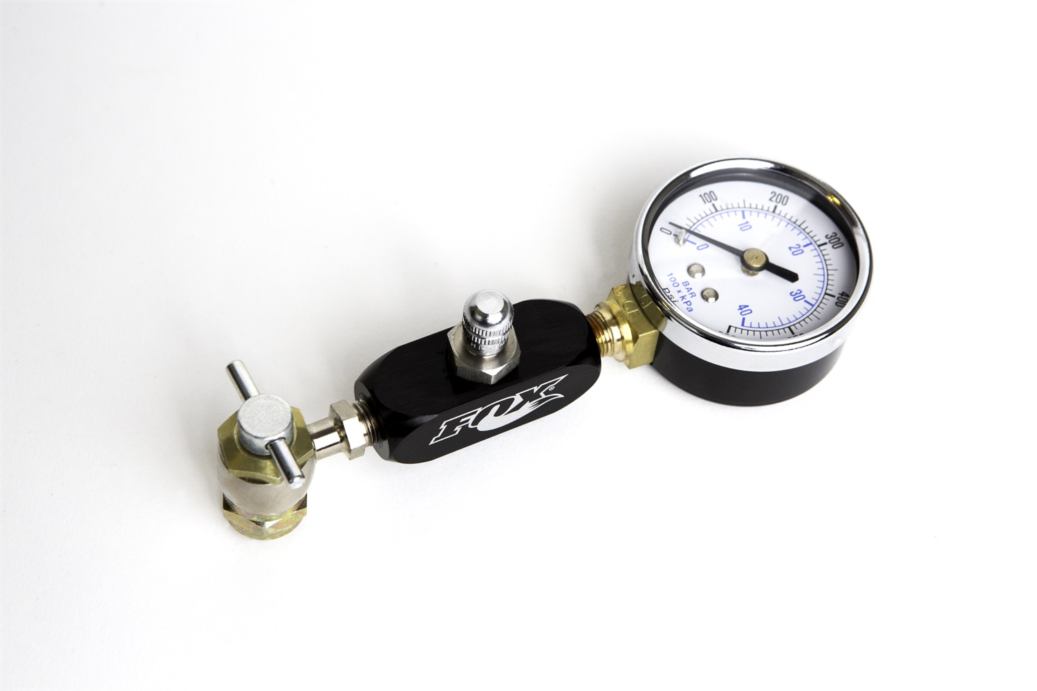 Fox Shocks 802-02-002-A Nitrogen Filler Gauge