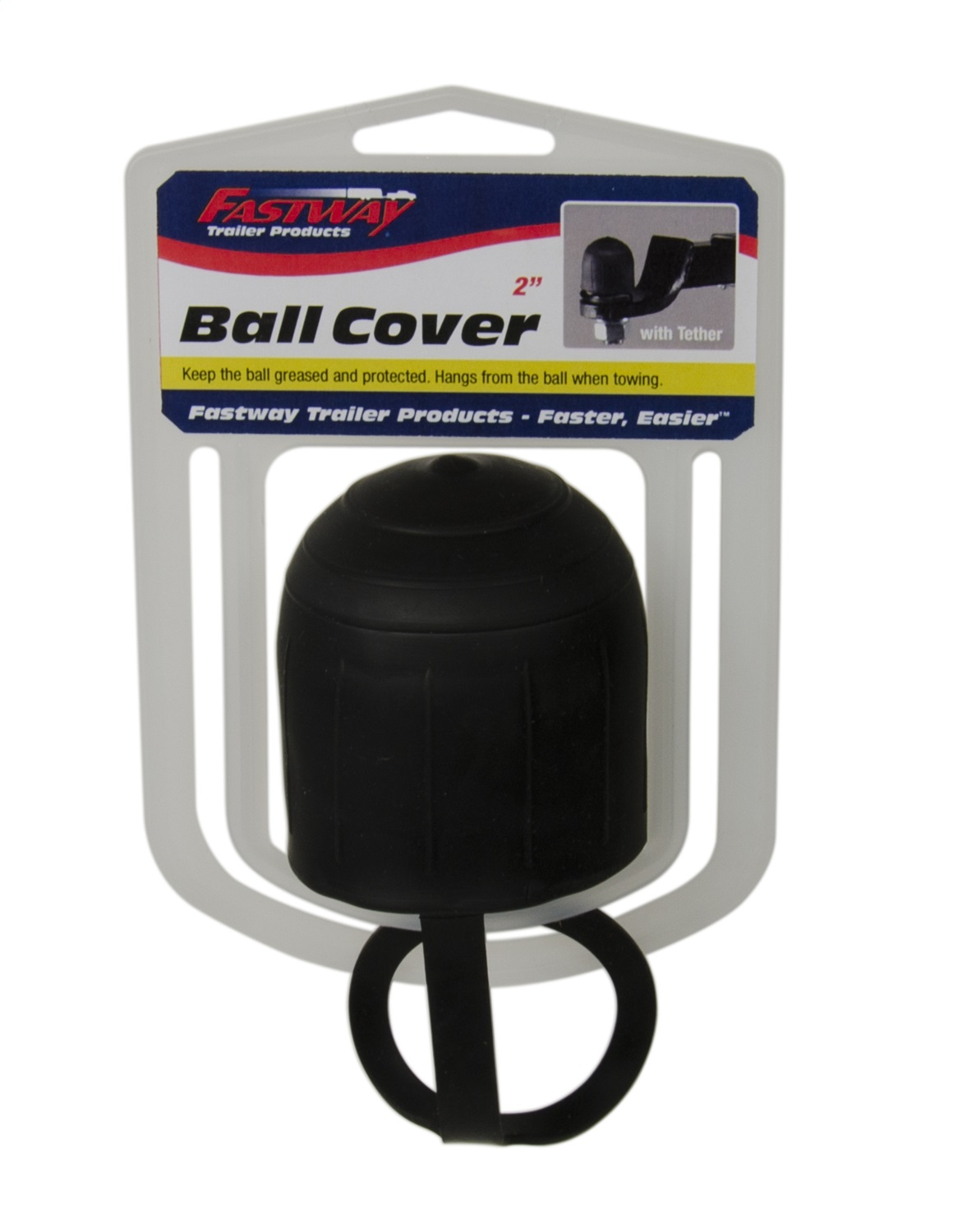 Ball Cover, For 2-5/16 in. Ball