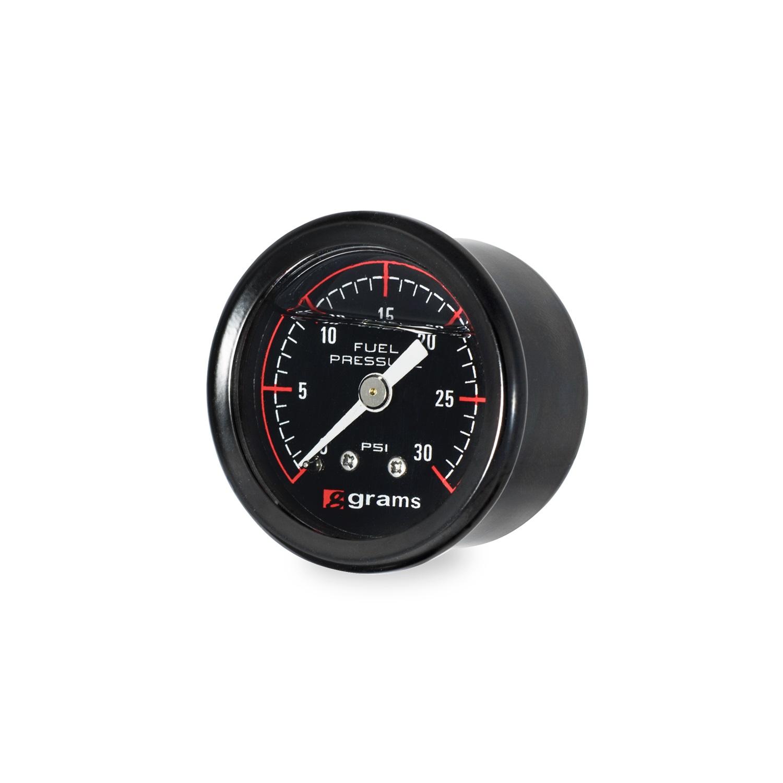 Grams Performance and Design G2-99-0030 Fuel Pressure Gauge