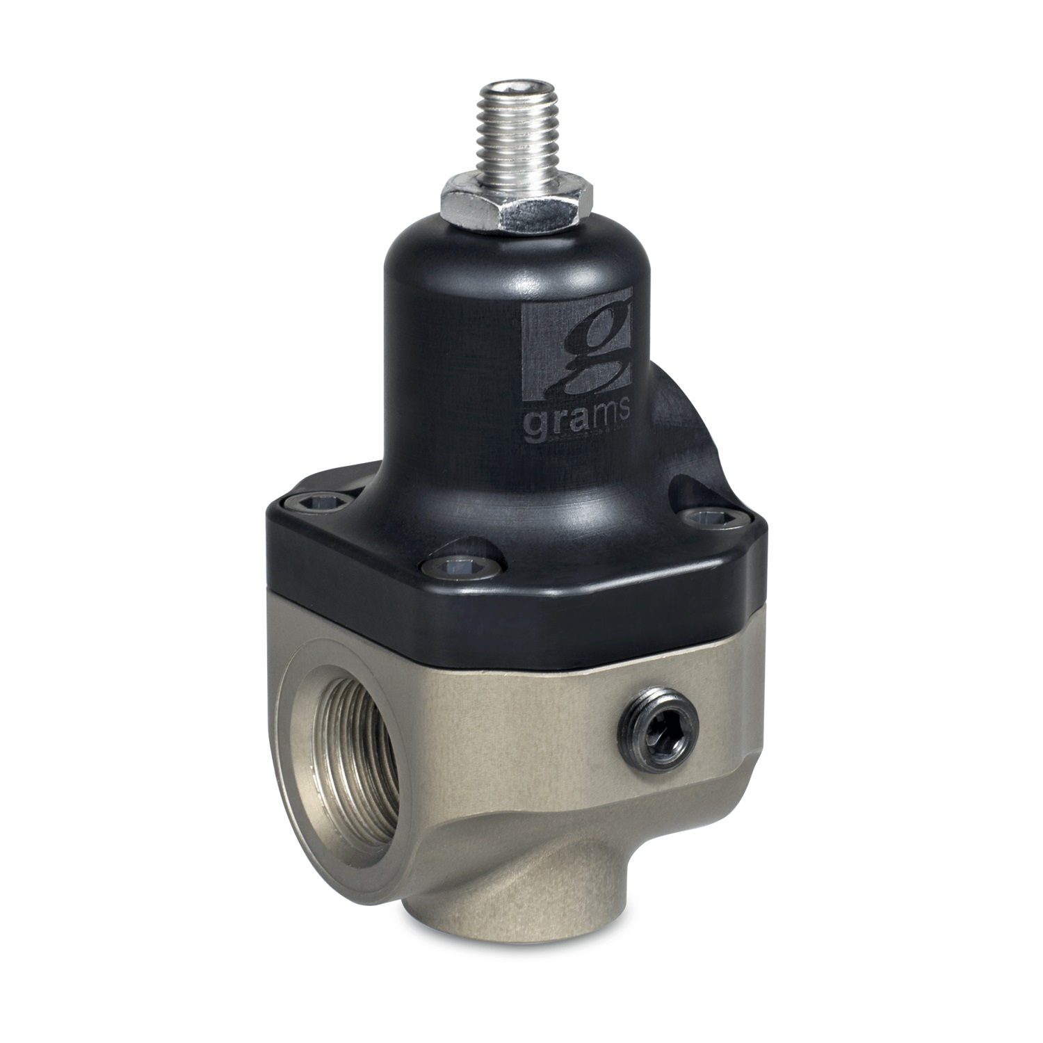 Grams Performance and Design G60-99-0000 Fuel Pressure Regulator