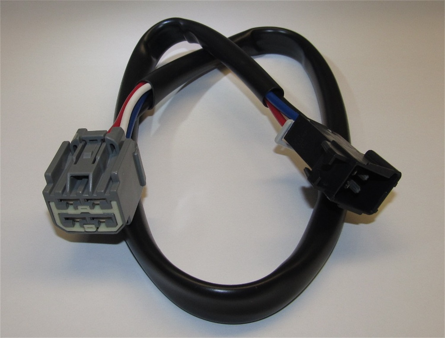 Hayes Towing Electronics 81796-HBC Quik-Connect Dual Mated Harness