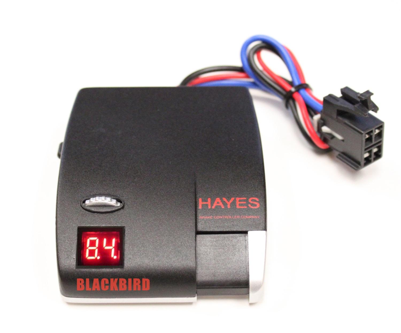 Hayes Towing Electronics 81726 Blackbird Trailer Brake Controller