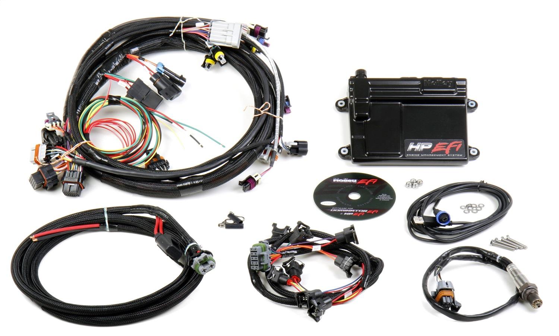 Holley EFI 550-602 HP ECU AND HARNESS LS1/LS6