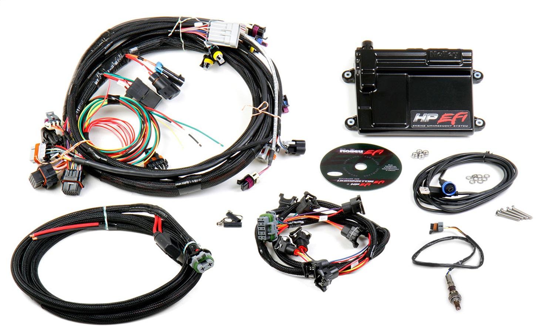 Holley EFI 550-602N HP ECU AND HARNESS; LS1/6; NTK