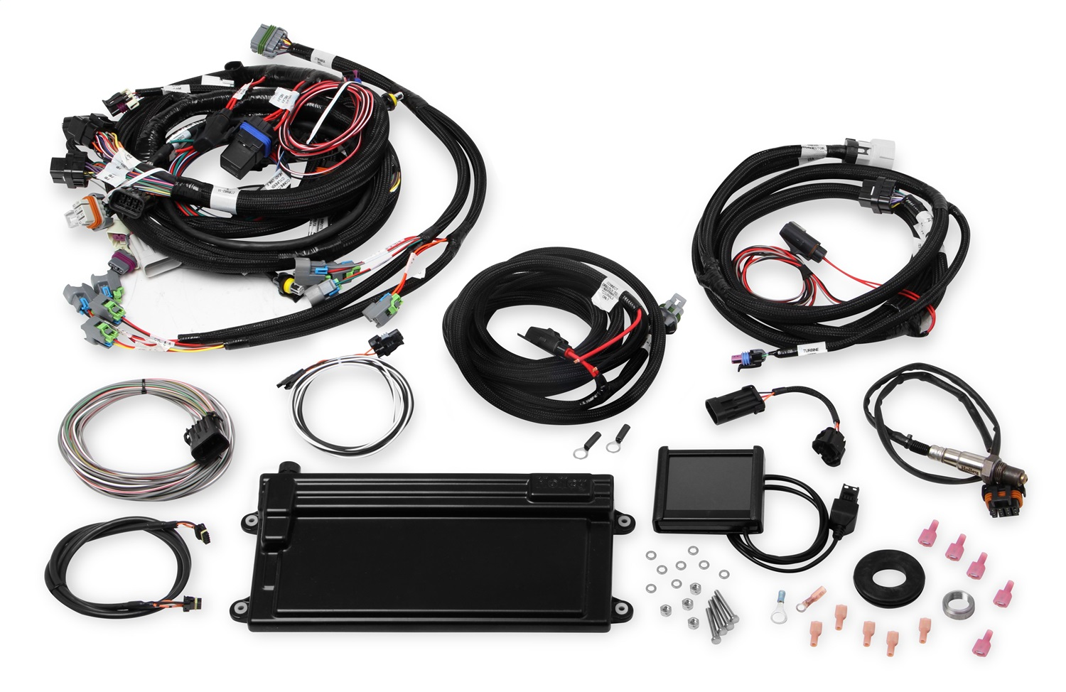 Holley EFI 550-612 TERMINATOR MPFI; LS2/3/LATE TRUCK-WITH TRANS