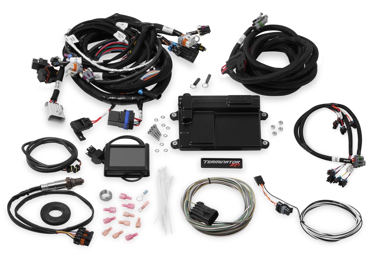 Holley EFI 550-614 TERMINATOR MPFI; 4.8-6.0 EARLY TRUCK
