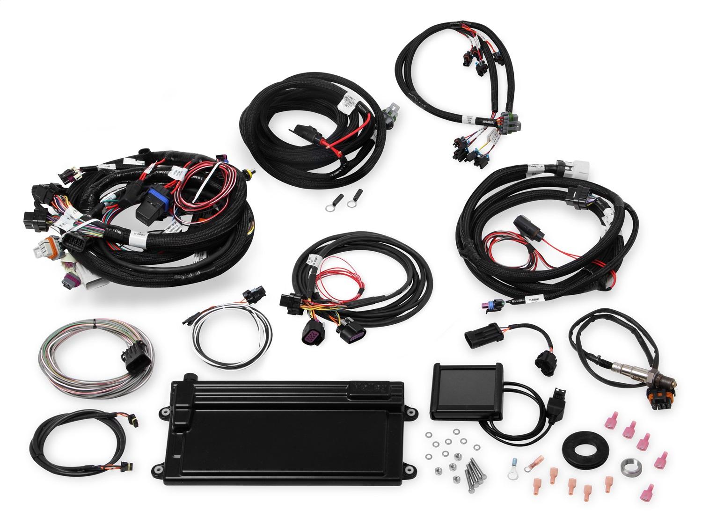 Holley EFI 550-623 TERMINATOR MPFI; 4.8-6.0 EARLY TRK-W/DBW/TRANS