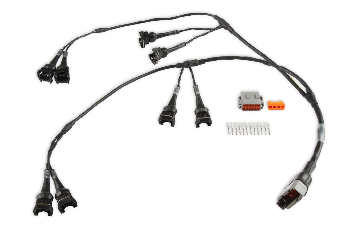 Holley EFI 558-217 HolleySport EV1 Milspec Injector Harness