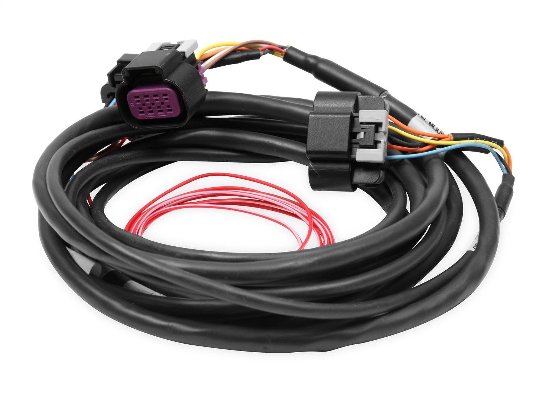 [DIAGRAM_38YU]  Holley EFI 558-429 Dominator EFI GM Drive By Wire Harness | eBay | Gm Efi Wiring Harness |  | eBay