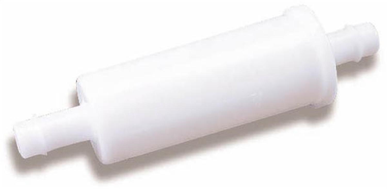 Holley EFI 562-3 FUEL FILTER PLASTIC