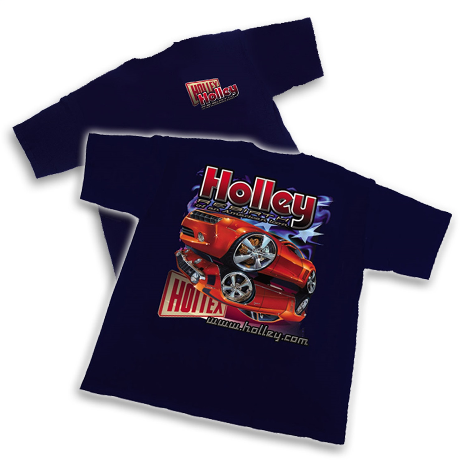 Holley Performance 10006-SMHOL Fine Art You Can Wear T-Shirt