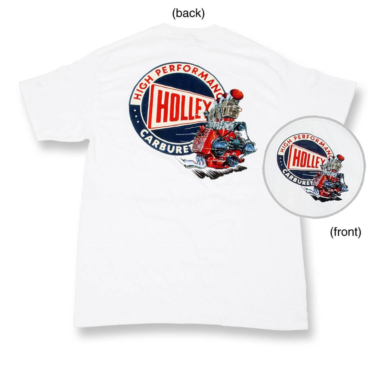 Holley Performance 10012-XXXLHOL Flathead T-Shirt