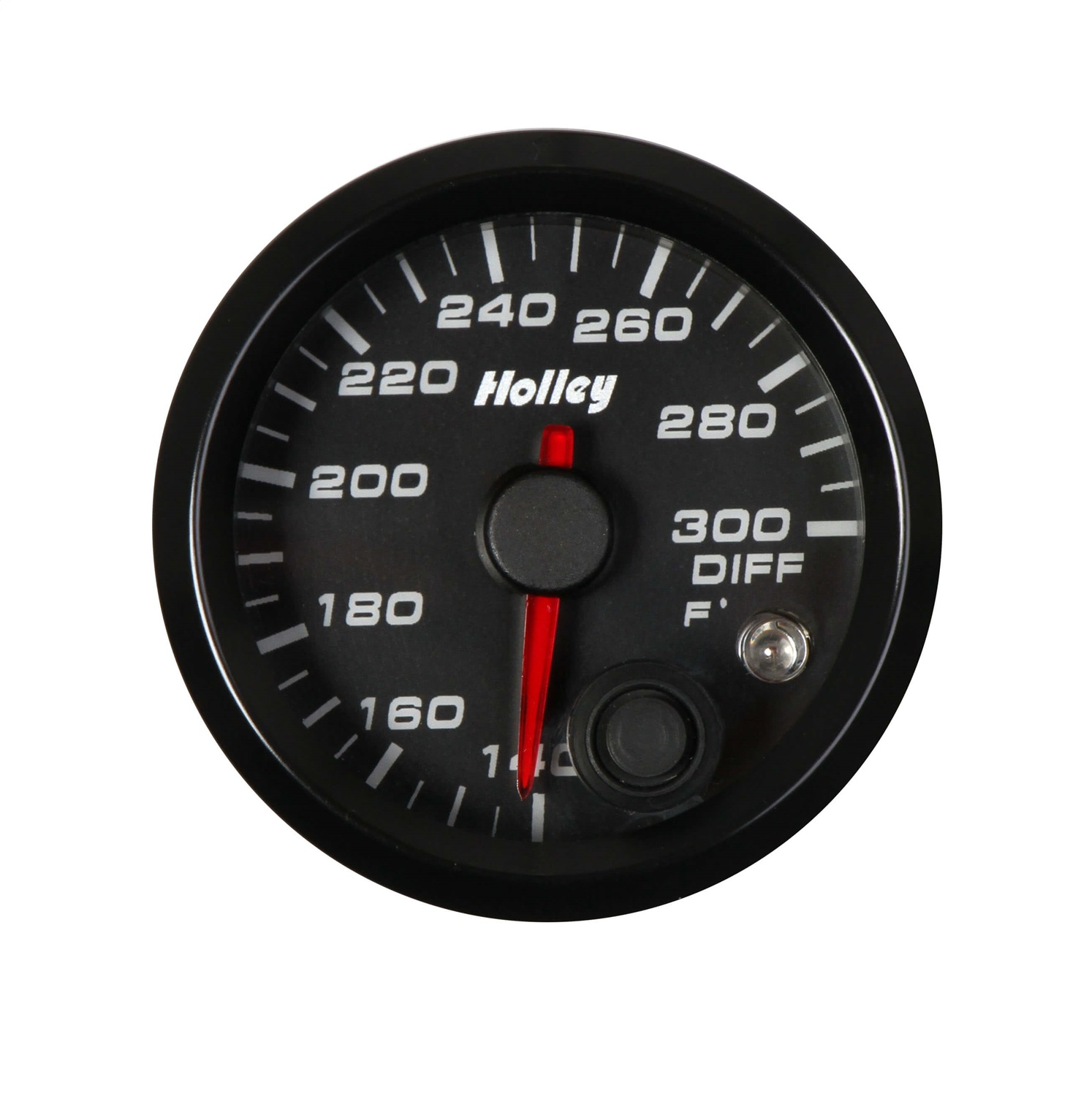 Holley 26-607 Analog Style Differential Temperature Gauge